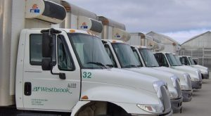 Westbrook Refrigerated Fleet uses ATC nose mount refrigerated systems