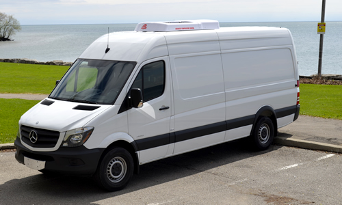 From small cargo vans to a high roof extended wheel base vans or cargo trucks, we have a refrigerated system for you in medium or low temperature.