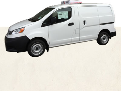 The ATC10-RT features an ultra-low profile, lightweight, rooftop mounted condenser, and is designed for insulated compact vans.