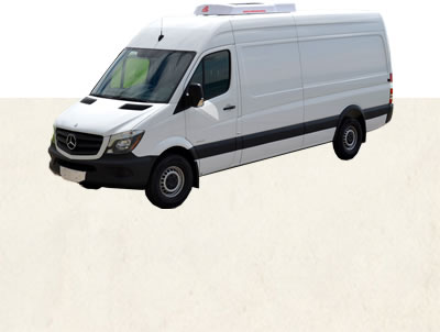 The ATC16-RT features a low profile rooftop condenser and is designed for insulated high top and extended wheelbase cargo vans.